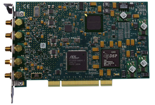 WAVECOM W-PCI decoder card & software